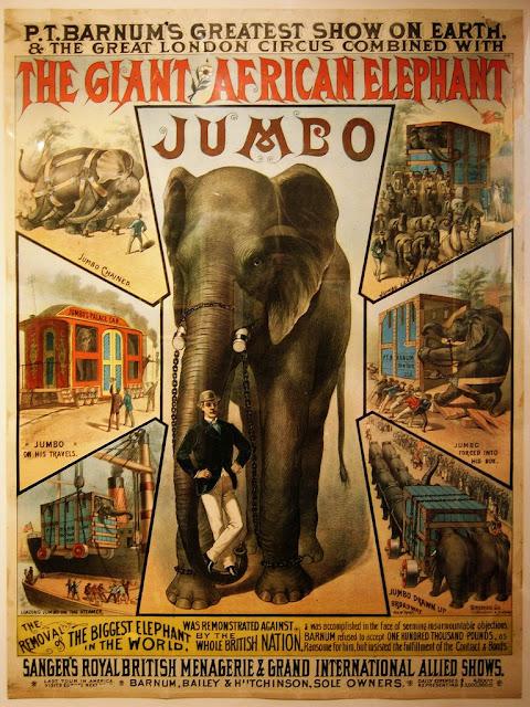 55ecbf6a055 Ἕλλην Οὐρανόπαις: Η λυπητερή και τραγική ιστορία του ελέφαντα Jumbo