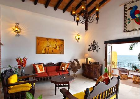 interior design gallery of 2012 mexican style interior
