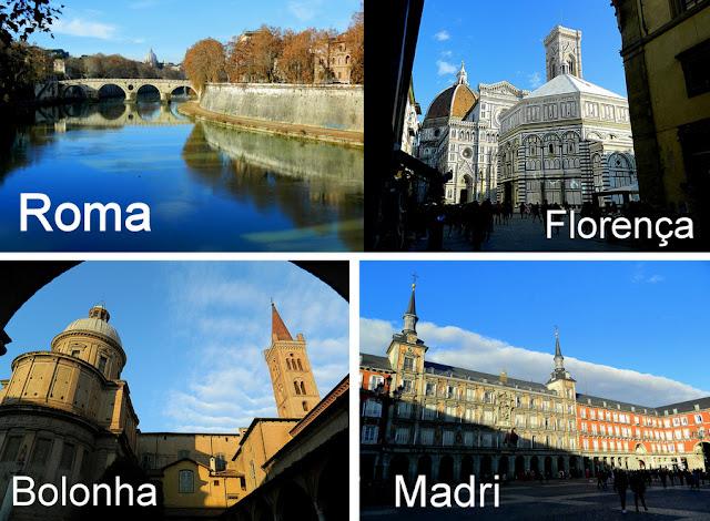 21 dias na Itália e Espanha