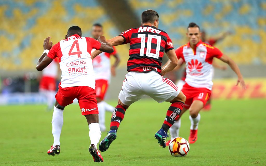 Tenho certeza que o Flamengo vai se classificar