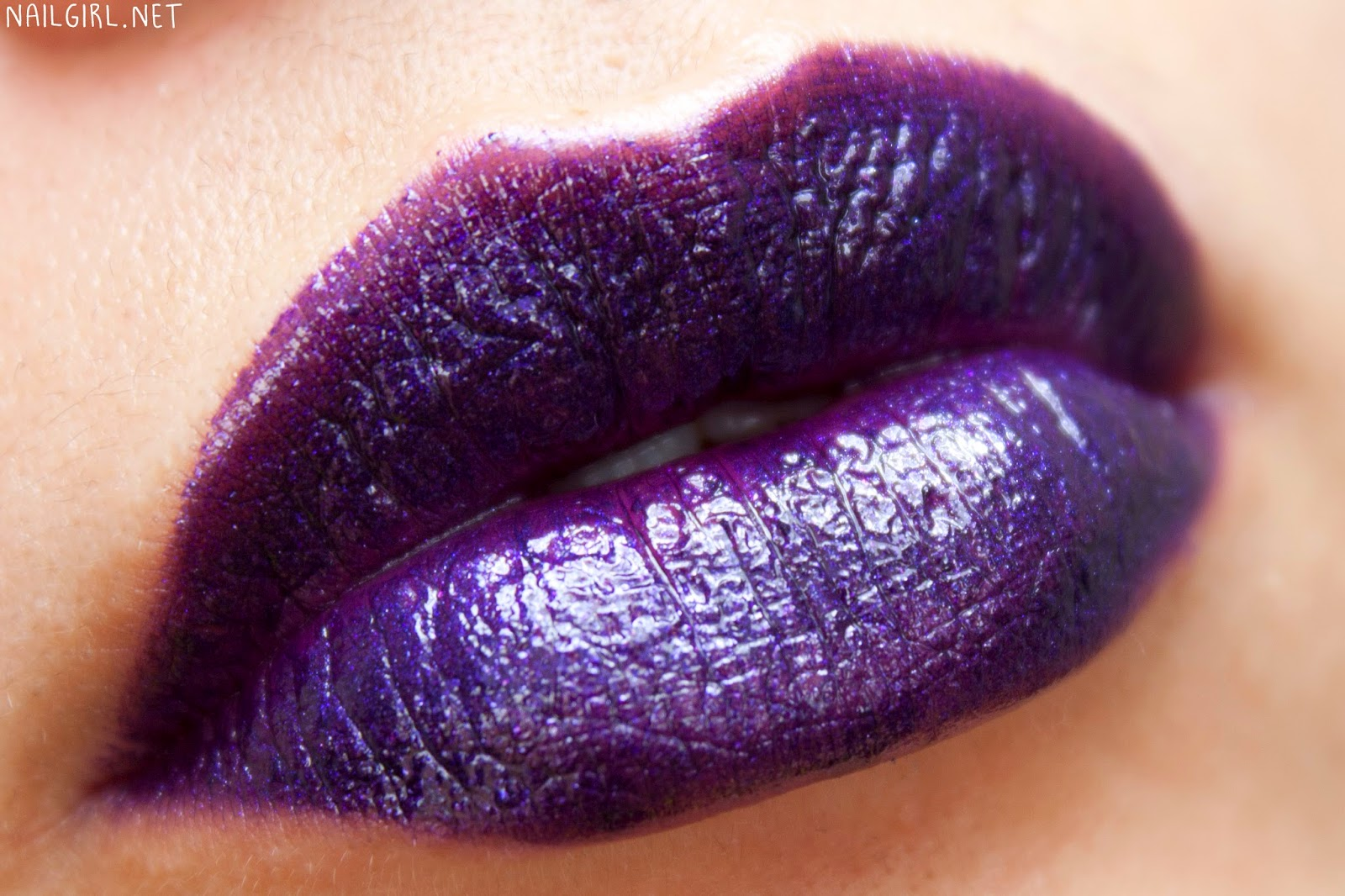 Lipstick Swatch: NYX Wicked Lipsticks - Betrayal, Risqué ...
