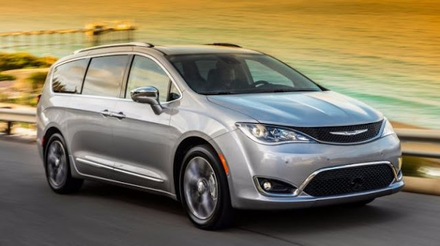 2018 Chrysler Pacifica New Preview, Design, Pricing, Release Date