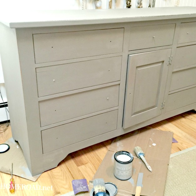 Bedroom Furniture Makeover www.homeroad.net