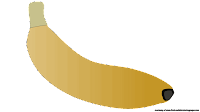 top banana cliparts