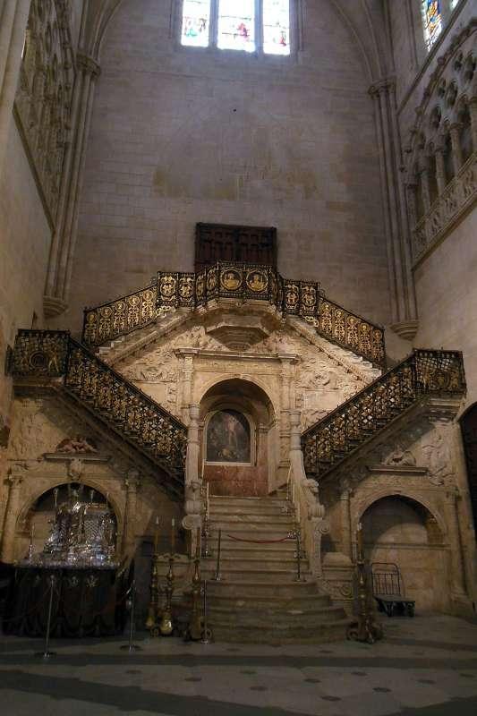 Burgos, Camino, Jola Stepien, Katedra