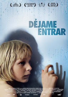 Reseña: Déjame entrar / Let the right one in (película)