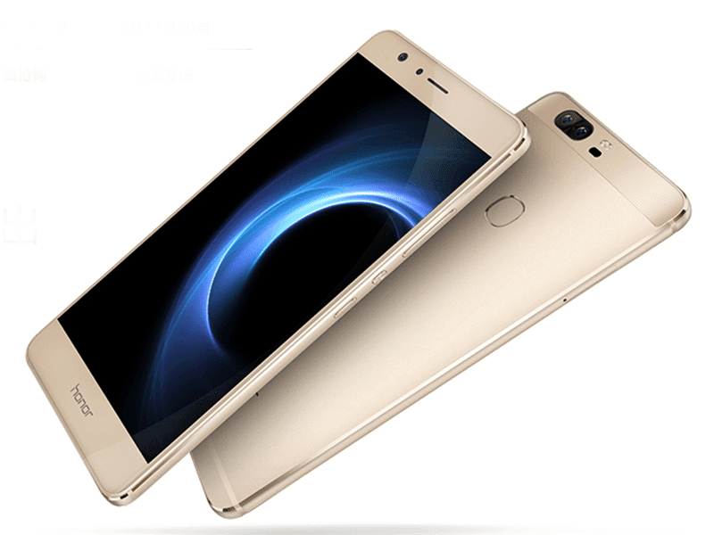 Honor V8 launched