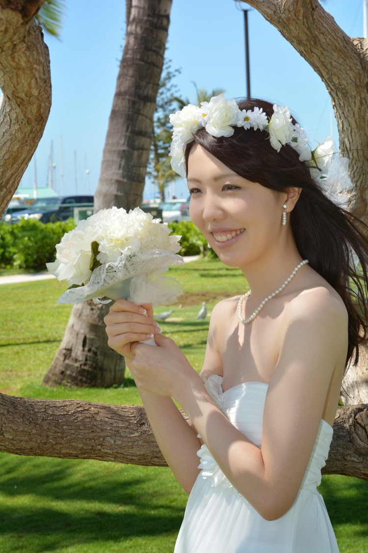 Lovely Japanese Bride