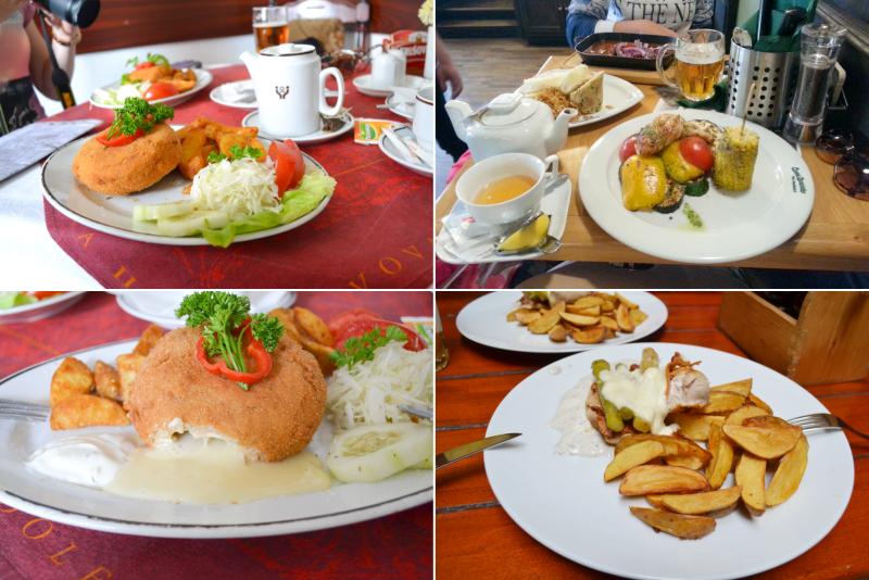 czeska kuchnia, co zjeść w Pradze, popularne czeskie dania, czego spróbować w Pradze