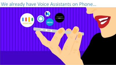 Voice assistant wars
