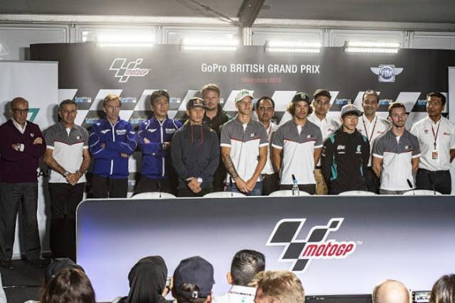 Yamaha Bergabung Dengan Petronas Dan SIC Untuk Membentuk Sebuah Tim MotoGP