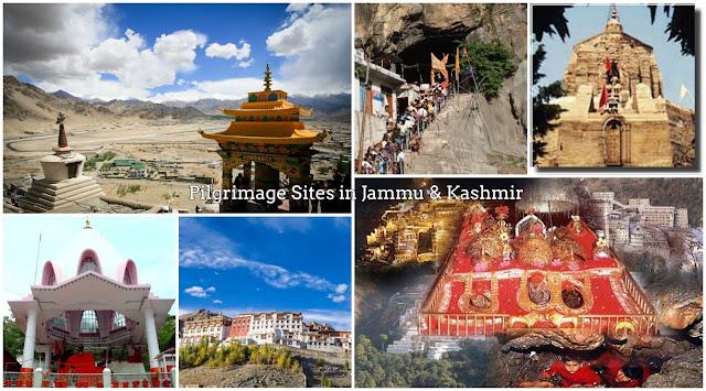 Pilgrimage Sites in Jammu & Kashmir