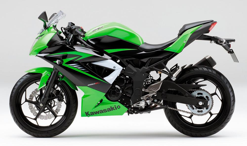 All New 2016 Kawasaki Ninja 250 SL Hd Images - All Latest New & Old