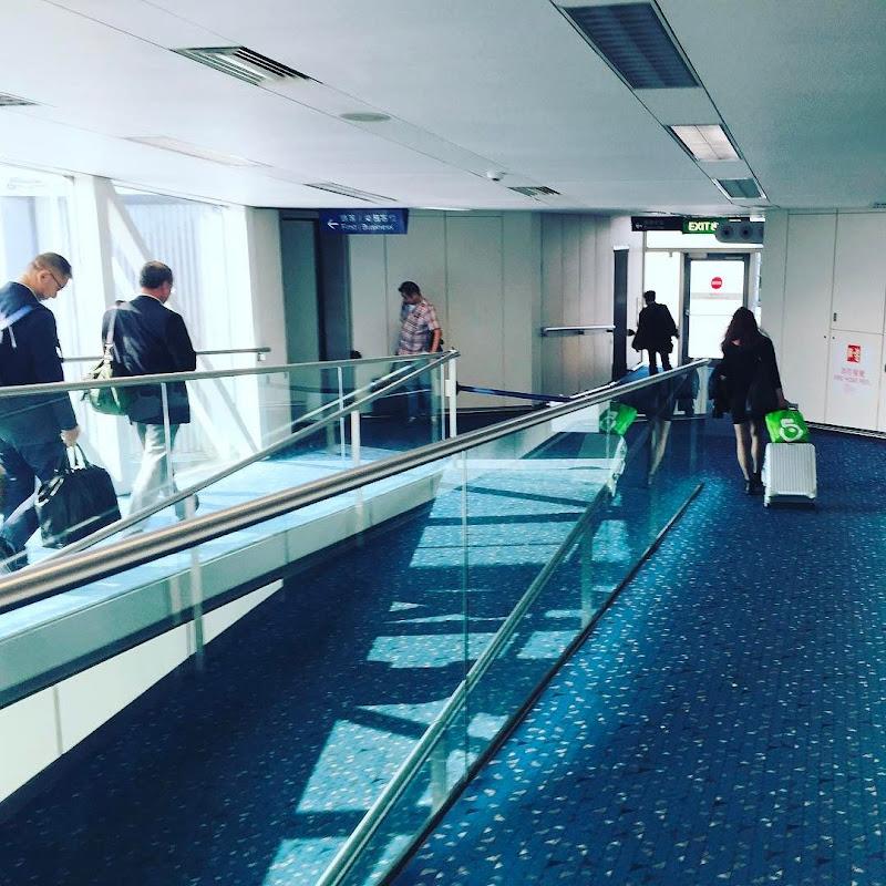 31レグ / 2016-10: JAL026(JL026) / 香港=東京・羽田【2016年の搭乗メモ】