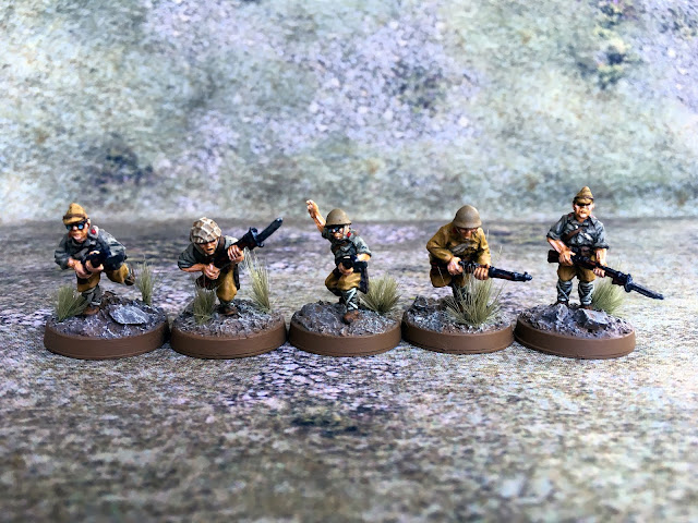 Warlord Games Imperial Japanese Army Infantry for Bolt Action