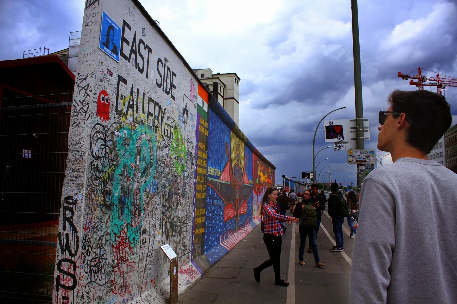 Tudo o que gostaria de saber sobre a construção e queda do MURO DE BERLIM | Alemanha