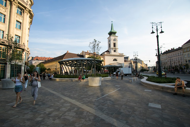 Kálvin Square Reformed Church-Budapest