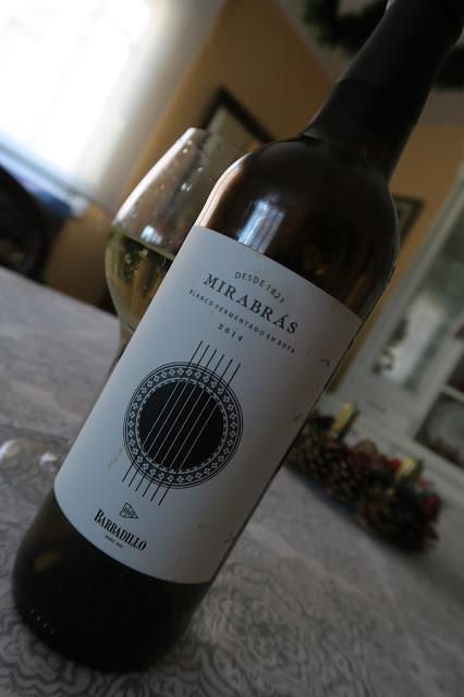 El nuevo vino blanco de Barbadillo