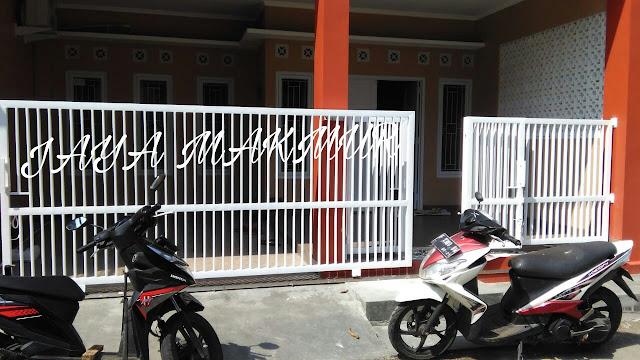 Pintu besi Bogor