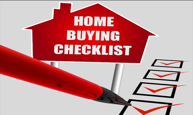 Home Buying Checklist Buying New Home