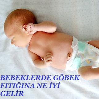 Bebeklerde Göbek Fıtığına Ne İyi Gelir