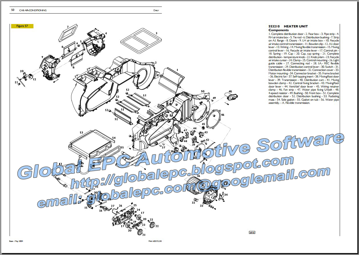 Iveco Daily 2007 Wiring Diagram Directv Genie Client Fuse Box Free Engine Image For User