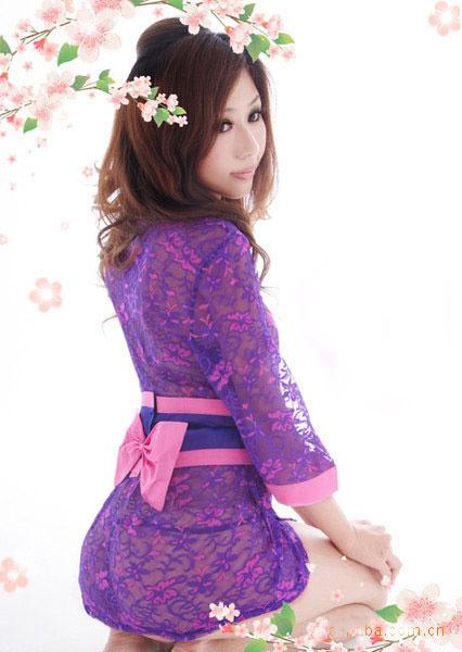 Sexy Japanese Costume