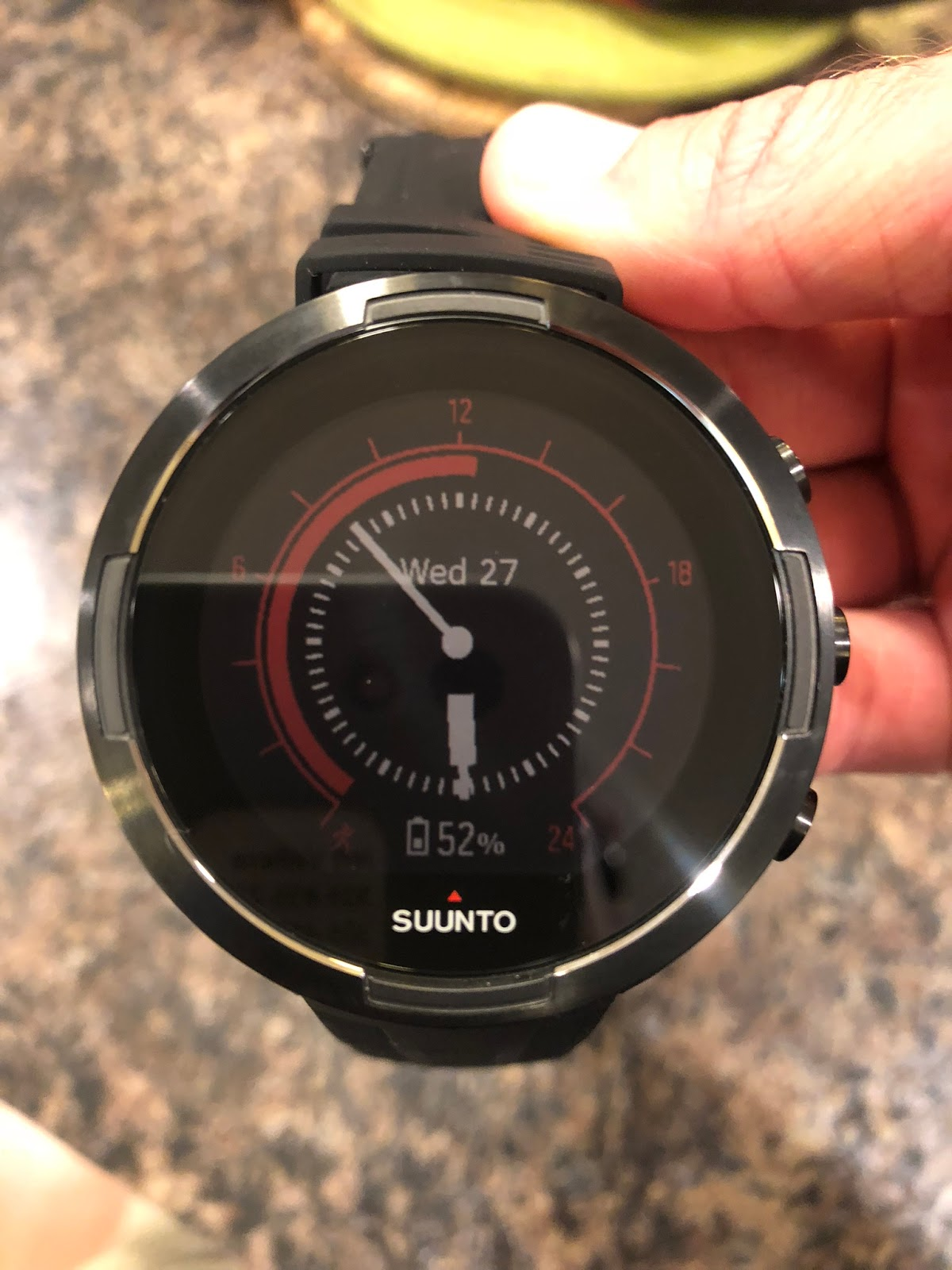 Road Trail Run Suunto 9 Baro Initial Impressions Review Ambit3 Sport Black Hr Gps Watch For Outdoor Sports Fusedtrack Extended Intelligent Long Life Battery Settings And Improved Wrist