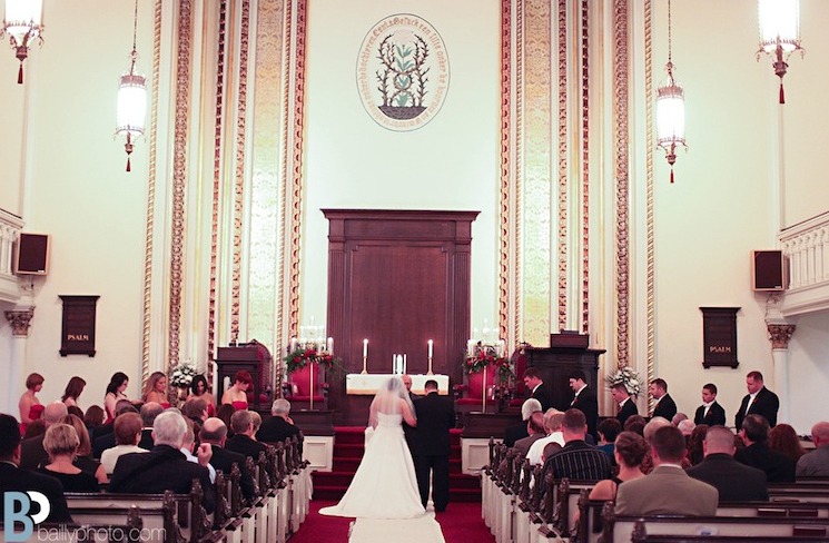 Wolferts Roost Country Club Wedding Venues