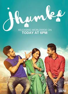 Jhumke Song from Punjabi Movie (Sargi) Babbal Rai , Jassi Gill , Nimrat Khaira Song Lyrics
