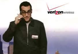Verizon can you hear me now guy sprint