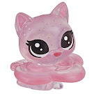 Littlest Pet Shop Series 4 Petal Party Best Buds Kitten Cat (#4-2) Pet