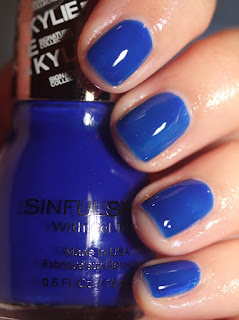 Sinful Shine True Kolor Kylie Signature Collection