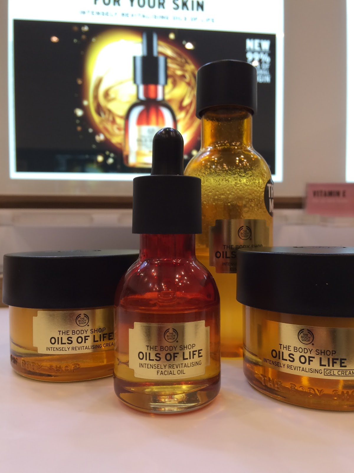 The Body Shop Oils of Life review