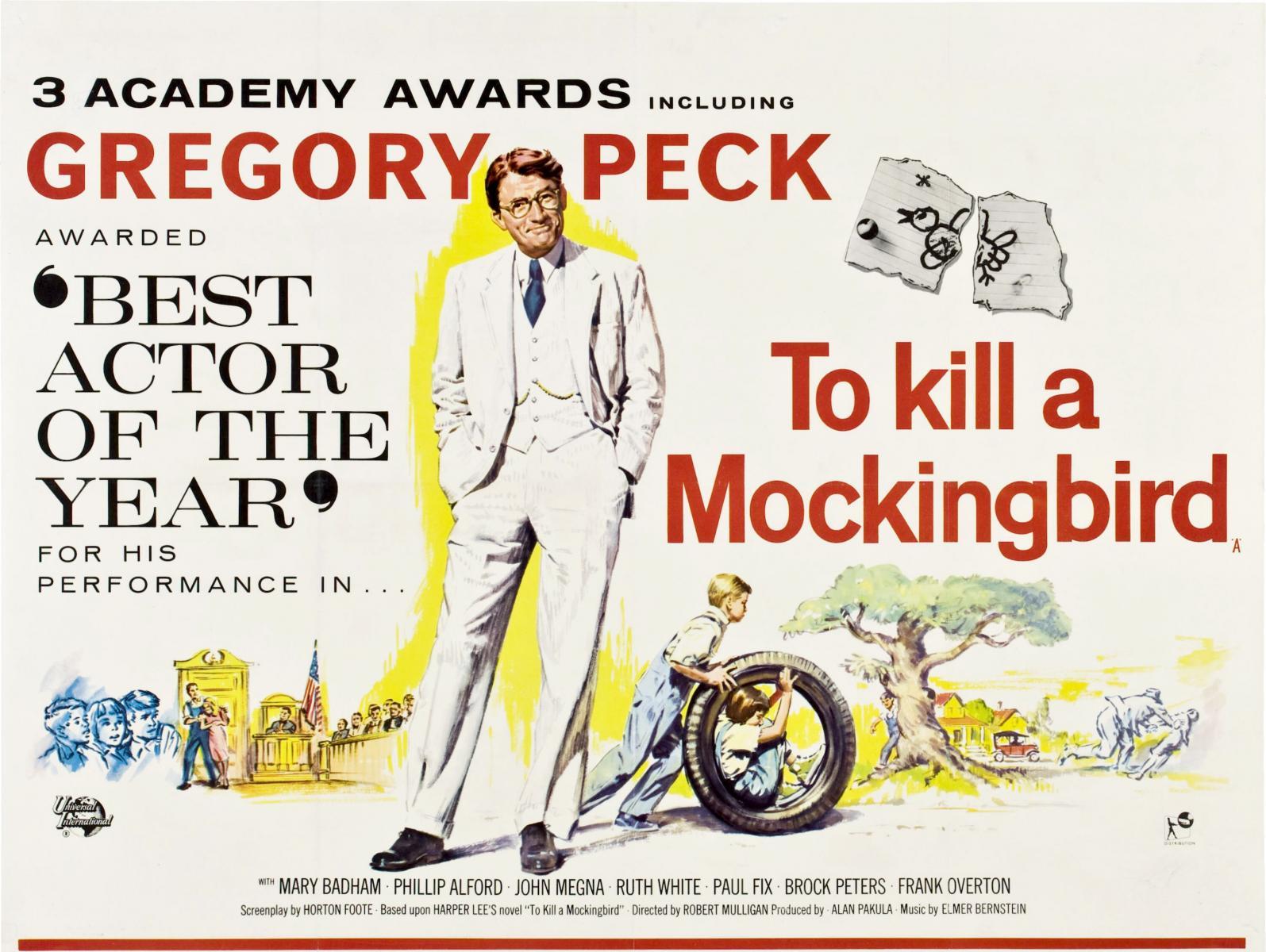 to kill a mockingbird kkk