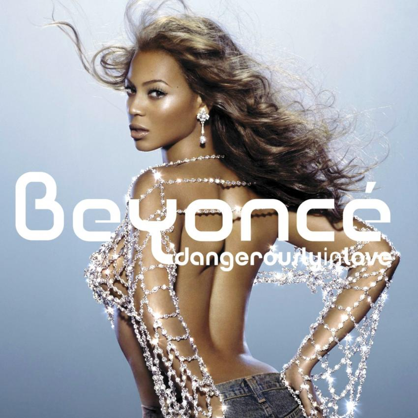 FM Collector - Creative Fan Made Albums: Beyoncé - Dangerously In ...