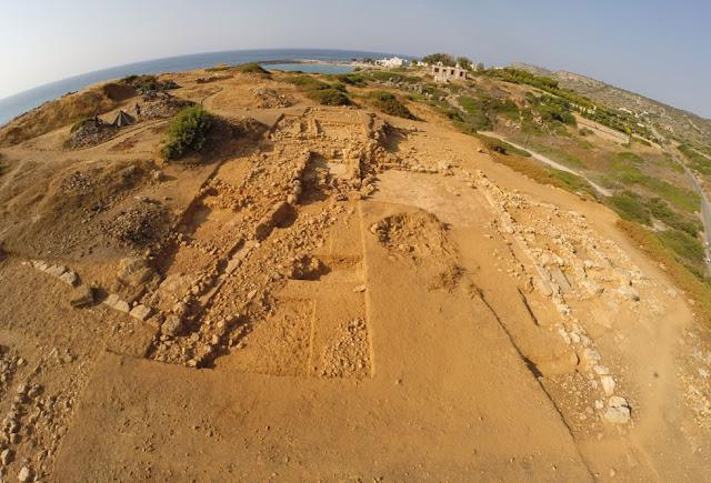 Βρήκαν άγνωστο μινωικό ανάκτορο του 2500 π.Χ.