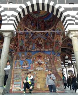 Monasterio de Rila, Bulgaria.