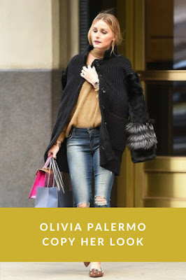 olivia palermo outfit invernale casual copy her look copy olivia palermo's look fashion blogger italiane tendenze fashion moda olivia palermo street style
