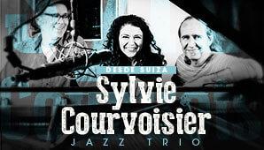 Concierto de SYLVIE COURVOISIER, trio jazz en Bogotá