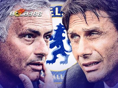 Dalam Hal Menangani Chelsea, Mourinho Menilai Dirinya Lebih Baik Dari Conte