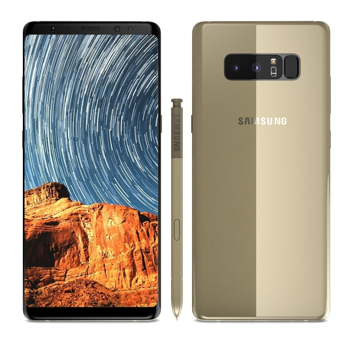 Samsung Galaxy Note 8 64gb Preowned