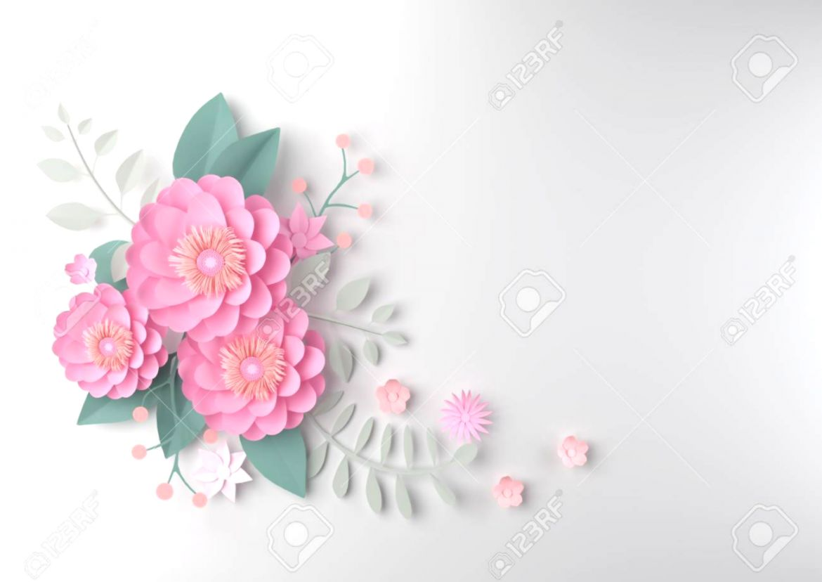 Abstract Design Flower Wallpaper Important Wallpapers