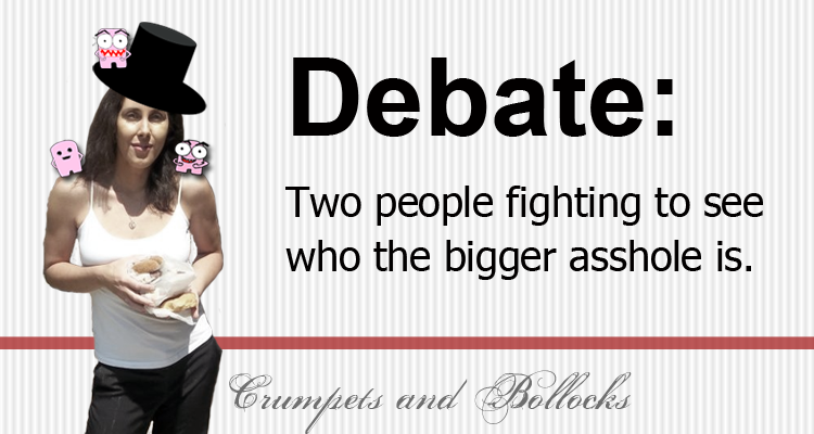 How to Really Win a Debate