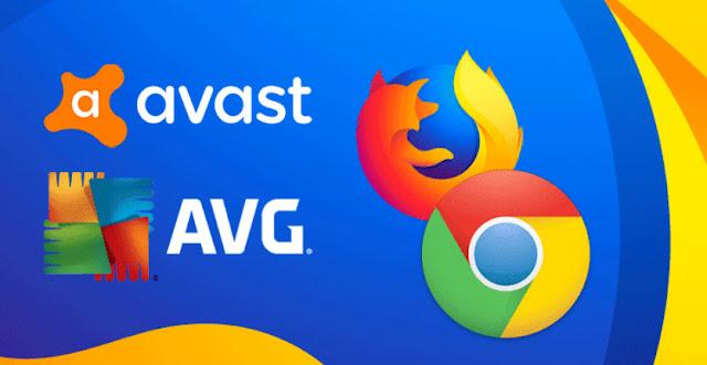 Extensions của Avast và AVG trên Google Chrome và Firefox đang lén lút đánh cắp thông tin người dùng - CyberSec365.org