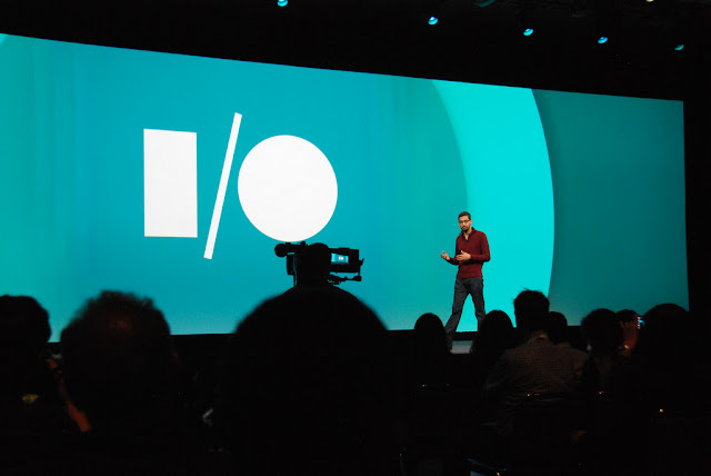launch of Android O (Oreo) by sundar pichai,ceo of google