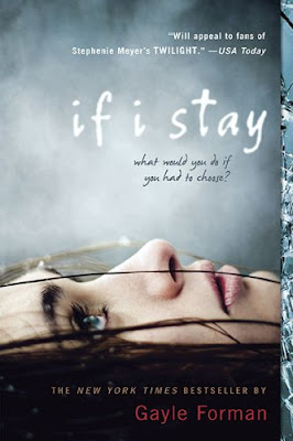 If I Stay by Gayle Forman book cover