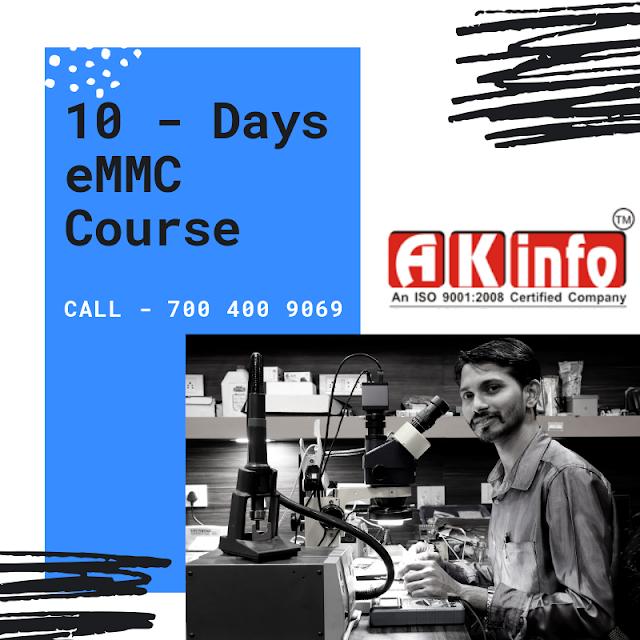 mobile eMMC repairing course delhi