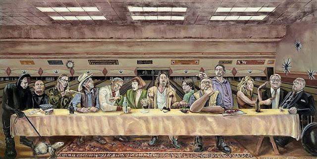 The Big Lebowski Last Supper