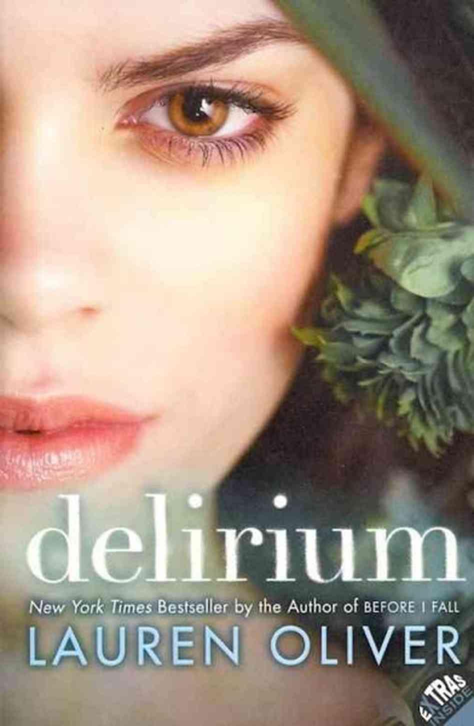 Delirium Lauren Oliver  Reviewed  Adventures of a London Kiwi